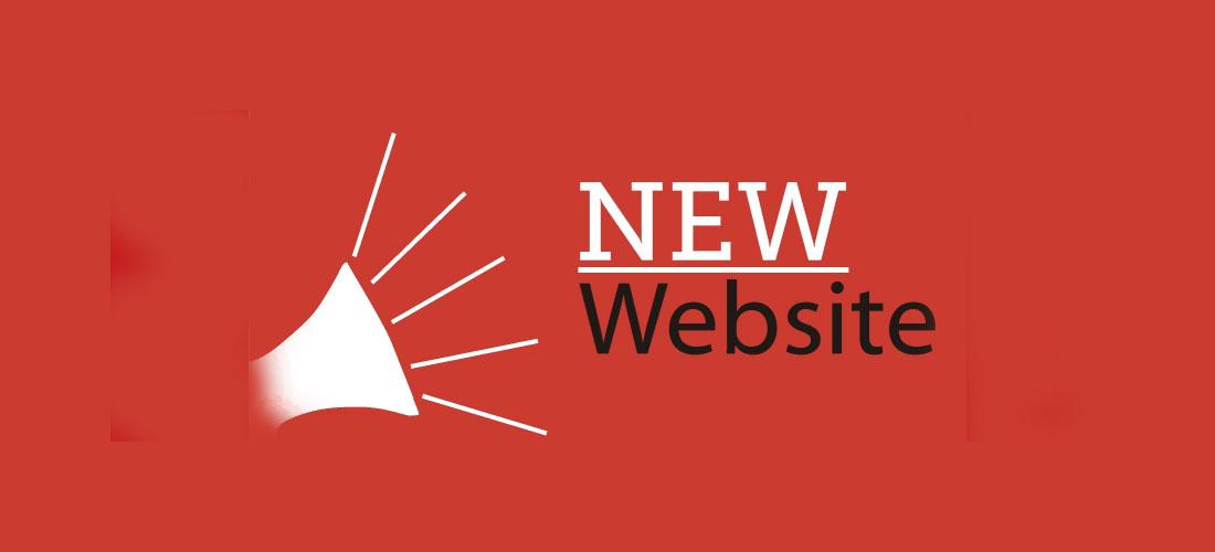 Καλώς ήρθατε στη νέα μας ιστοσελίδα